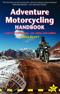 Adventure Motorcycling Handbook edition 7 cover