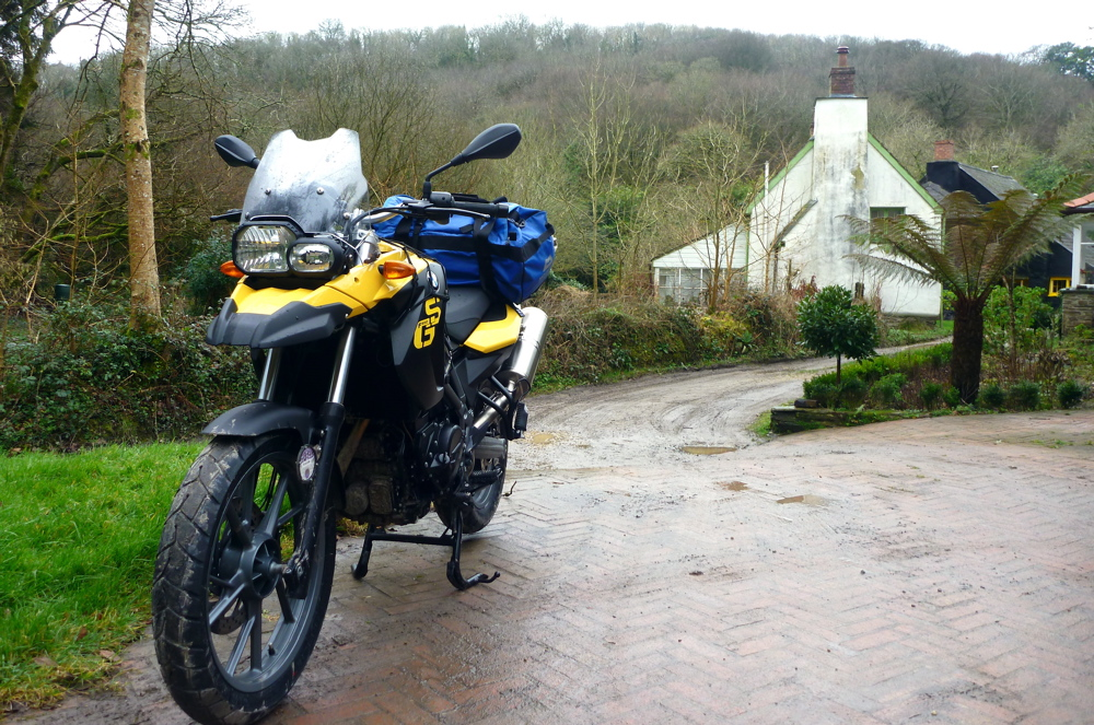 Bmw F650gs 4000 Mile Review