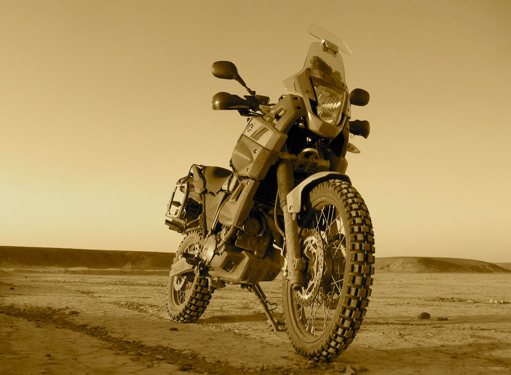 Yamaha Wrr Adventure Rider Review