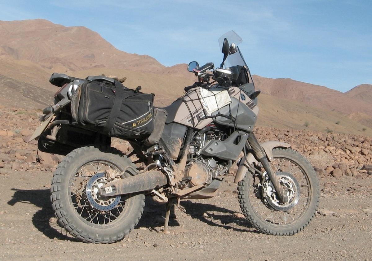 Yamaha Tenere Xtz660 5000 Mile Review