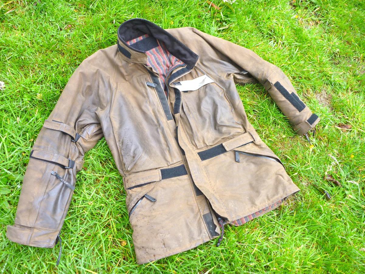 Aerostich Falstaff Jacket Review