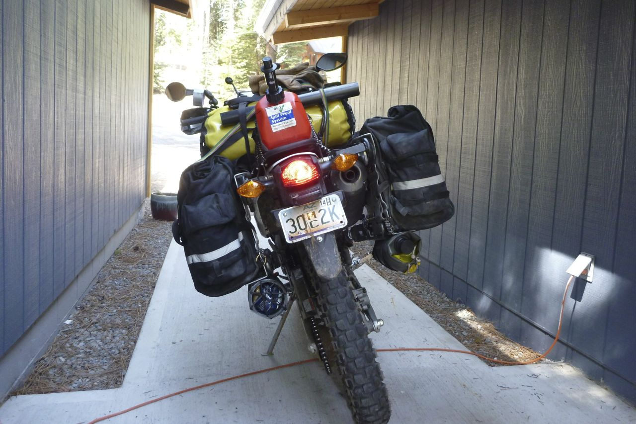 Trans Nevada Honda Crf250