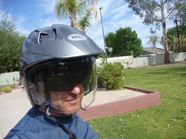 67d7b3b4 Bell Mag 9 helmet review