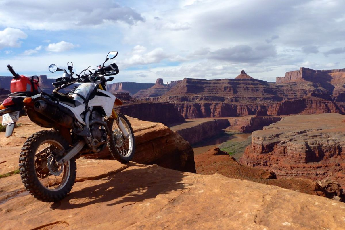 Crf Mile 2121 Moab And The White Rim Trail