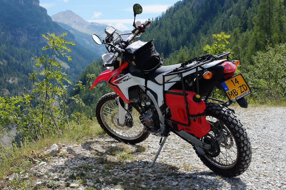 Bmw Xcountry Xtra Fuel And Xrack