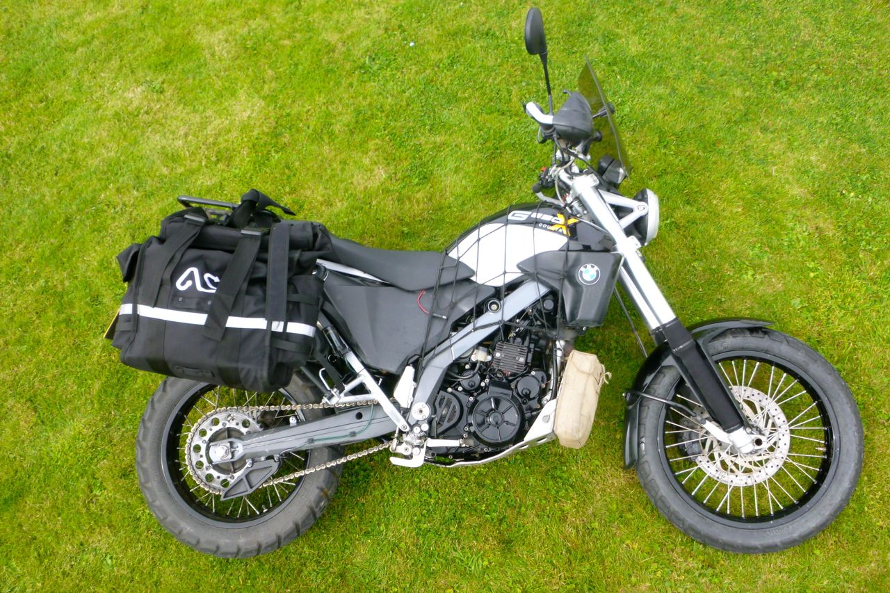 Bmw G650 Xcountry 10 000 Mile Report
