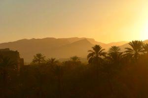 Dawn over Tamnougalte
