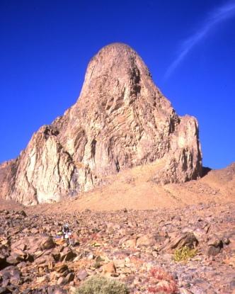 Iharen, Hoggar mountains