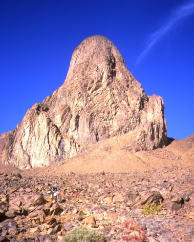 Iharen, Hoggar mountains