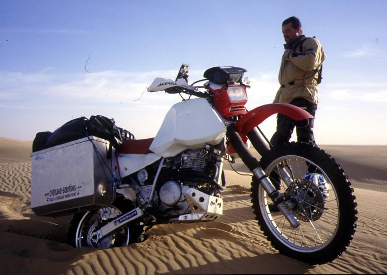 Honda Xr650l 4000 Mile Report