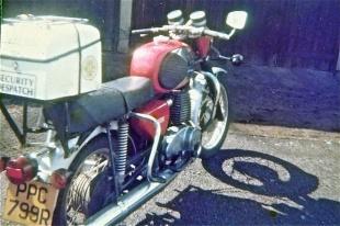 MZ250 5-speed - 1979