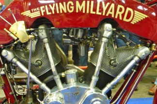 An aero engine?