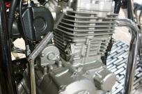 Sleeved down XBR500 mash motor - or something.