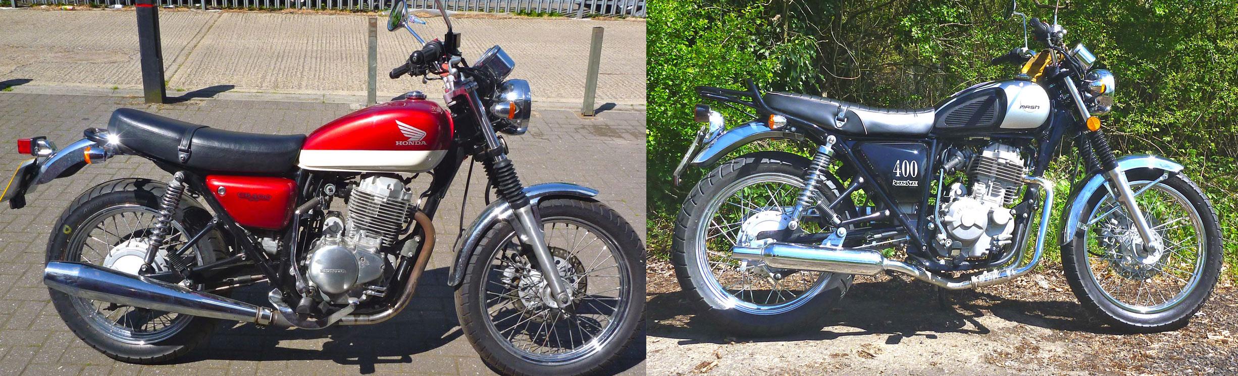 Honda CB400 SS Quick Look