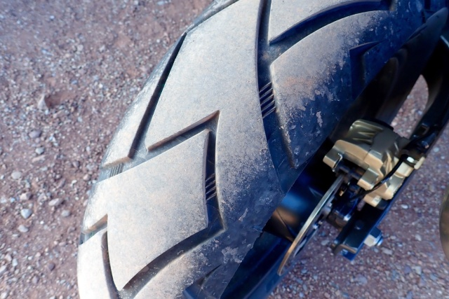 road-tyre