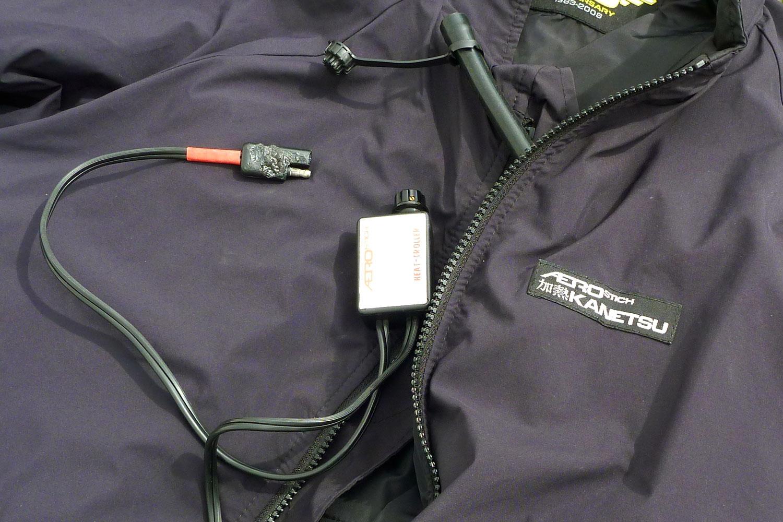 Heated Jackets Jacket Wiring Hj Kan