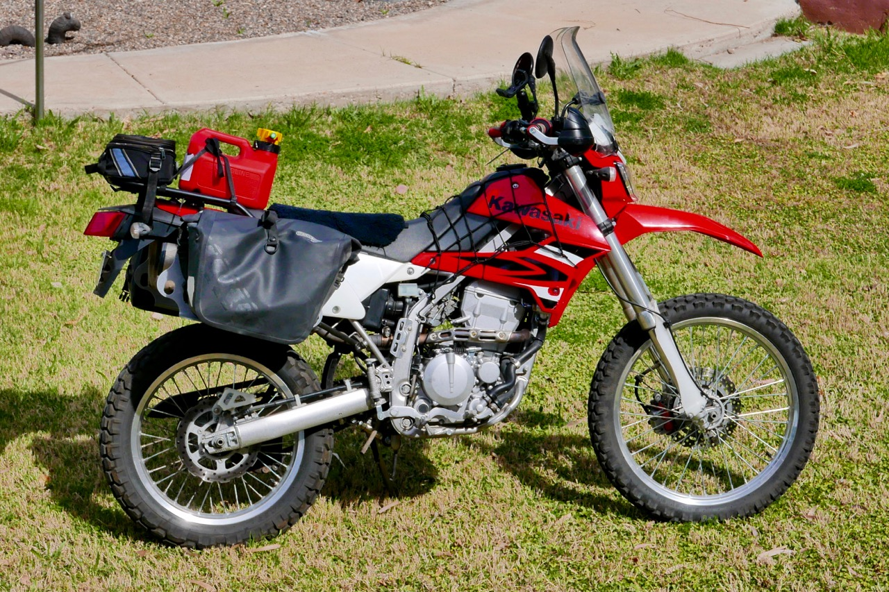 Kawasaki Klx 250s Review