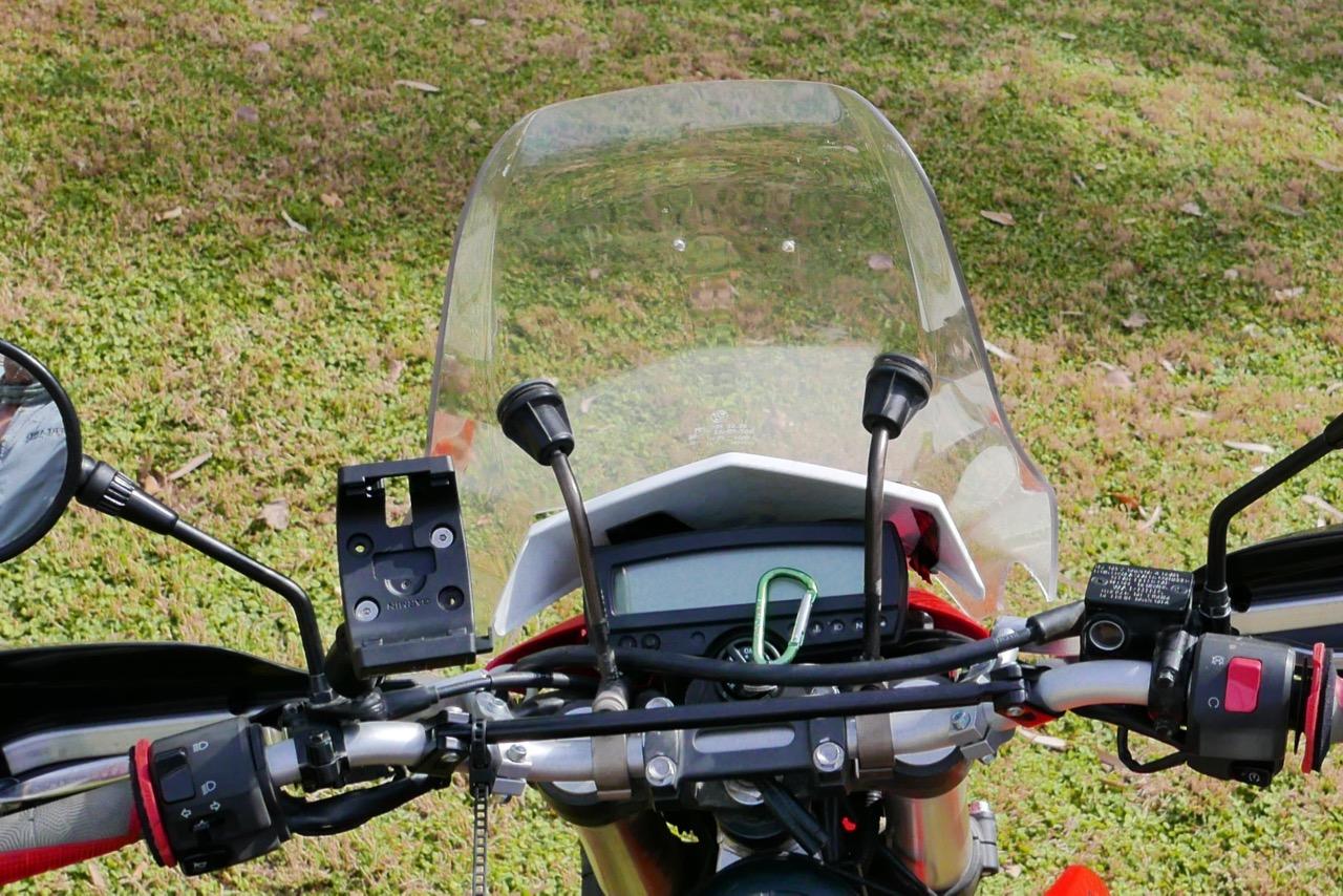 Kawasaki KLX 250S review Water Spout House