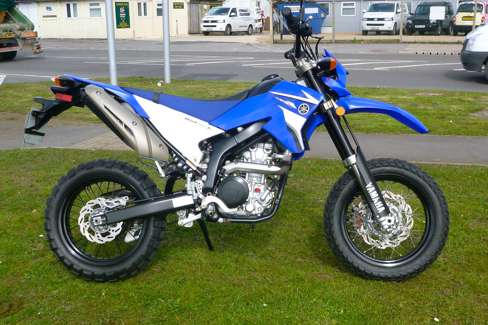 Yamaha wr250r project bike for Yamaha wr250r for sale