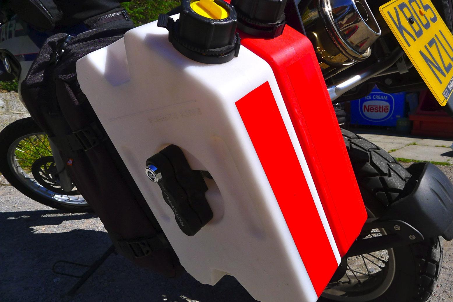 Fuel Cans 1 Gal Plastic