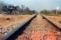 Following the rails to Dakar