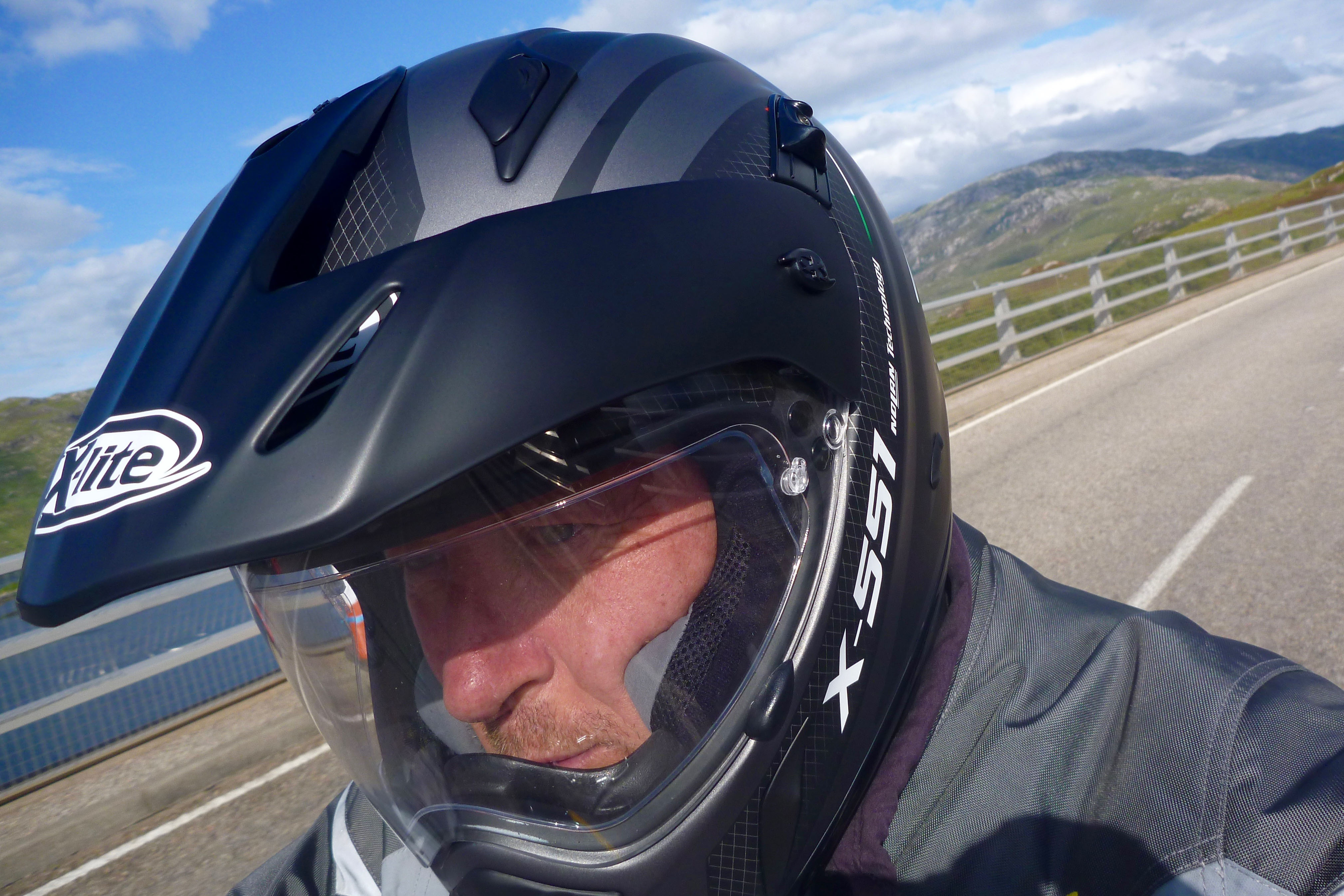 What Is Flex Fuel >> Tested: X-Lite X551 GT Adv helmet review