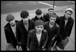 Dexys Midnight Runners in Birmingham 1980