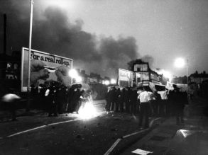 Brixton Riots In London In 1981