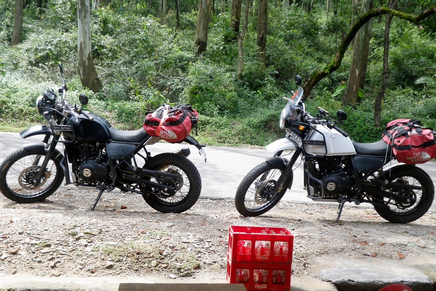 Royal Enfield Himalayan Tested In The Himalaya