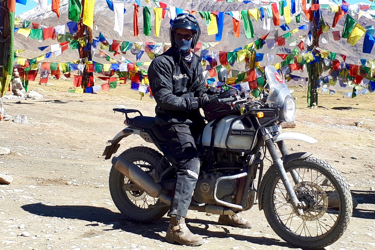 Astonishing Royal Enfield Himalayan Tested In The Himalaya Cjindustries Chair Design For Home Cjindustriesco