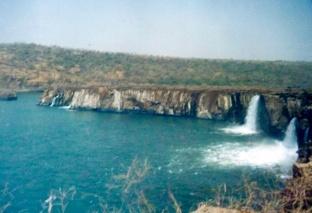 Waterfall, west Mali