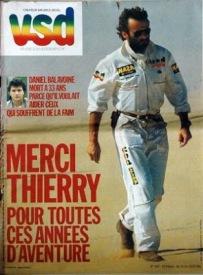 Thierry Sabine RIP 14 January 1986