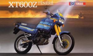 Yamaha XT600 3AJ