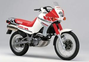 Yamaha XTZ 660-5v