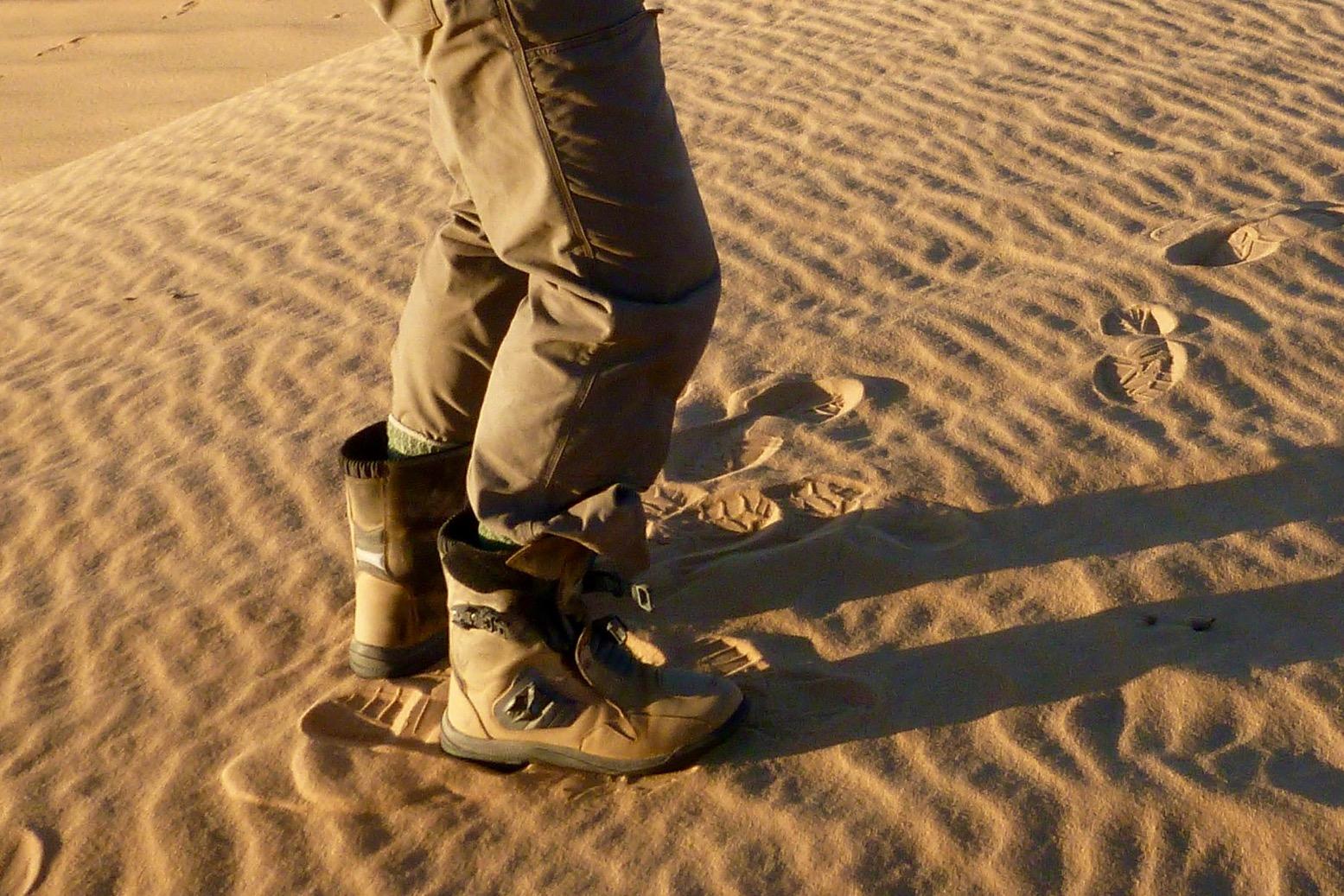 TCX Baja Short Waterproof Adventure Road Boots UK 10 Brown