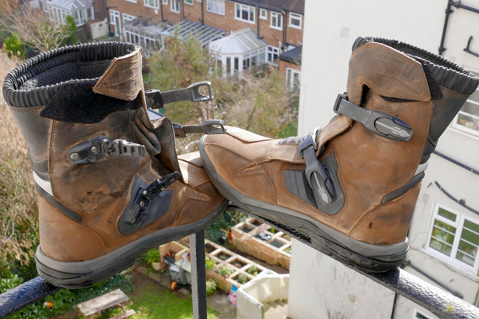 Tested: TCX Baja Mid boots in the