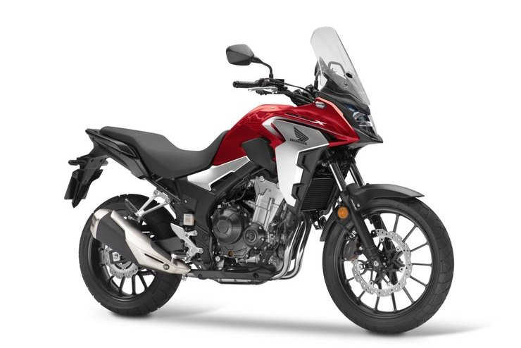 Honda Cb500x Rally Raid 5000 Mile Review